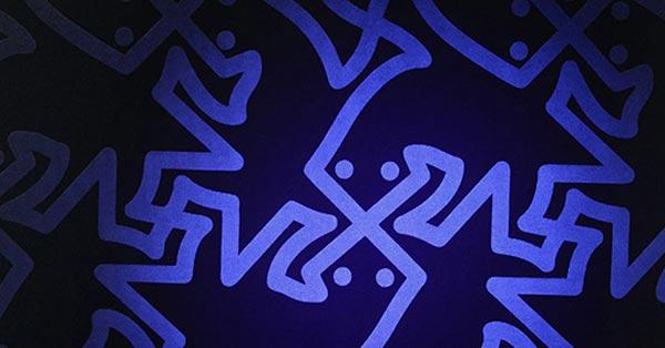UV nebo fluorescentní tisk