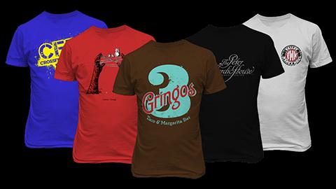 Online poptávka potisku triček